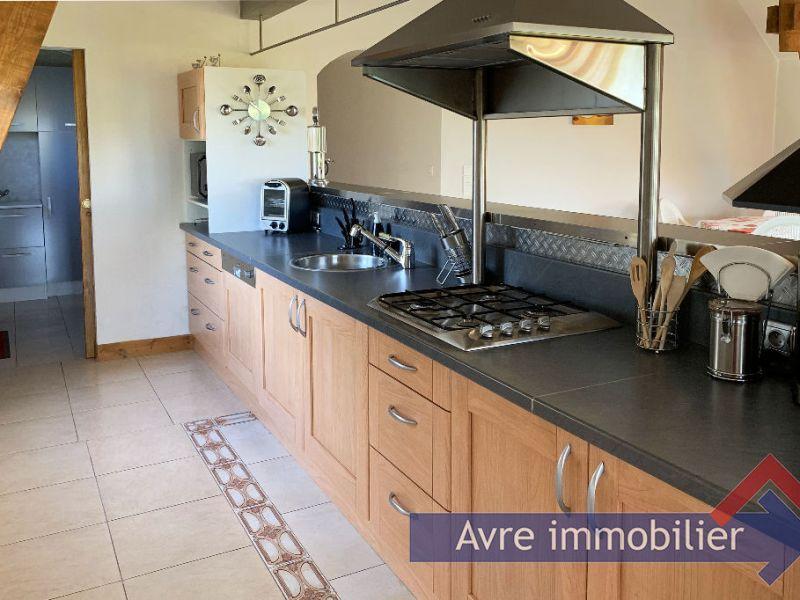 Vente maison / villa Verneuil d avre et d iton 253000€ - Photo 3