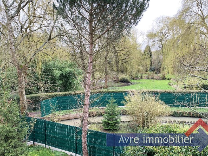 Vente appartement Verneuil d avre et d iton 80 000€ - Photo 1