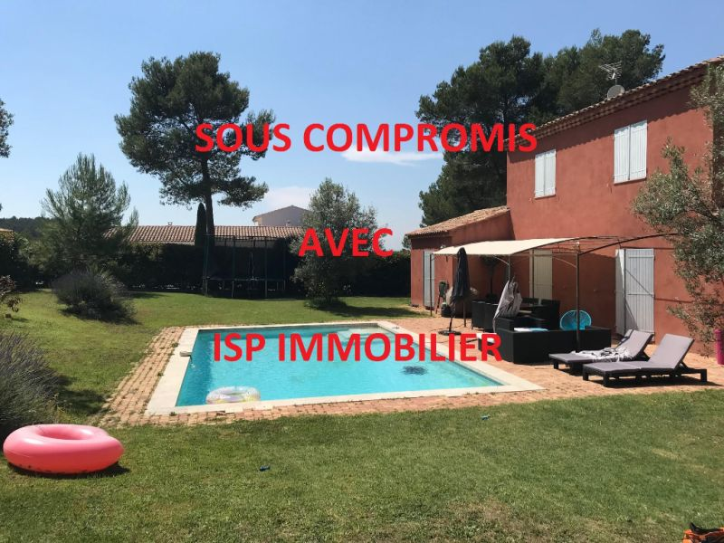 Vente maison / villa Eguilles 780000€ - Photo 1