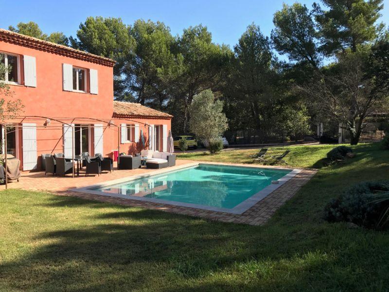 Vente maison / villa Eguilles 780000€ - Photo 4
