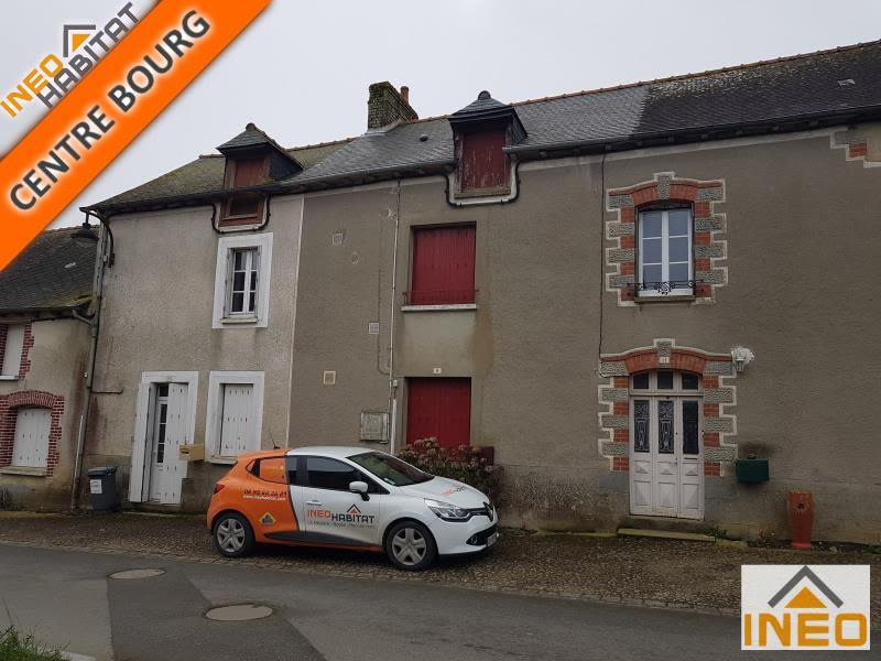 Maison de bourg LANGOUET - 4 pièce(s) - 55 m2