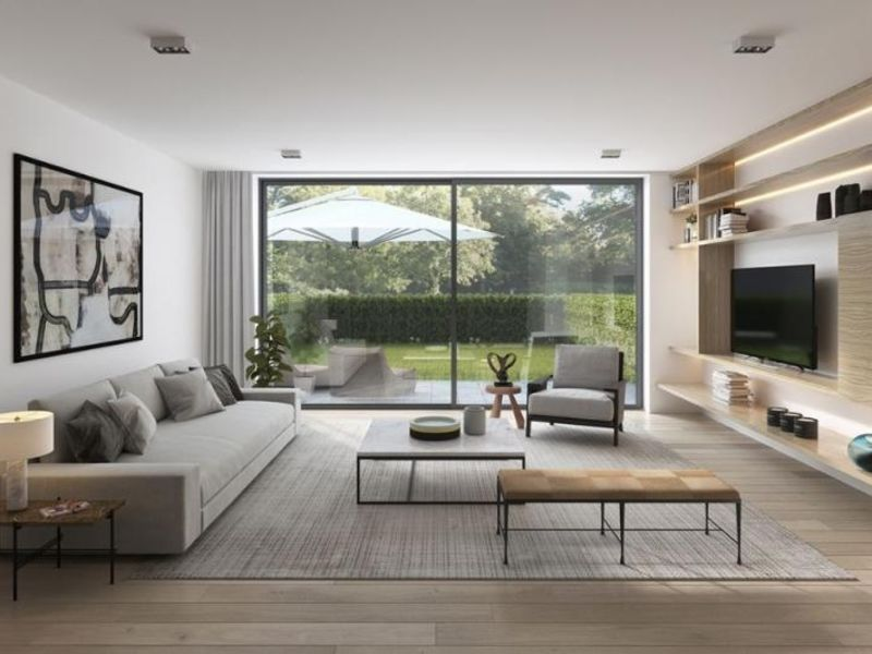 Vente maison / villa Chatenay malabry 516000€ - Photo 1