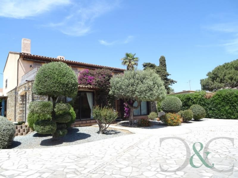 Deluxe sale house / villa La londe les maures 1456000€ - Picture 8