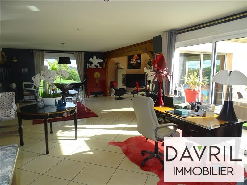 Vente maison / villa Conflans ste honorine 985000€ - Photo 4