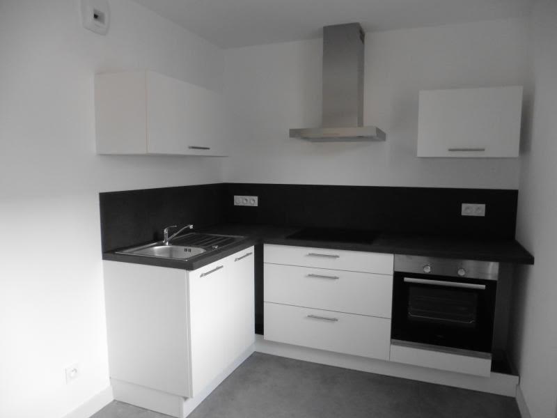 Rental apartment Lannilis 525€ CC - Picture 1