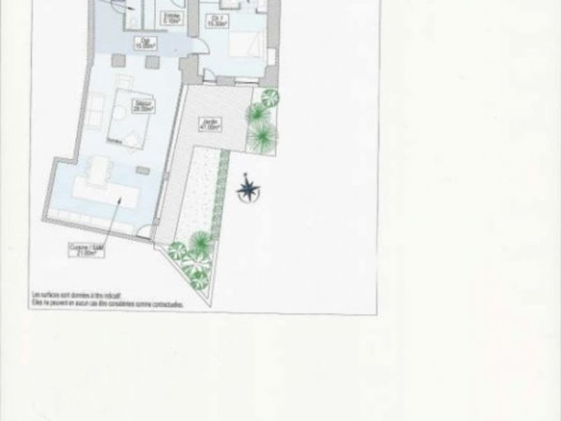 Sale apartment Arras 361880€ - Picture 2