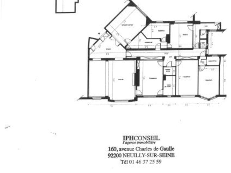 Sale apartment Neuilly sur seine 2470000€ - Picture 6