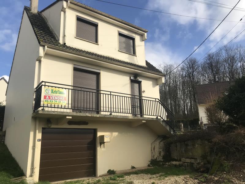 Vente maison / villa Blesmes 167000€ - Photo 4