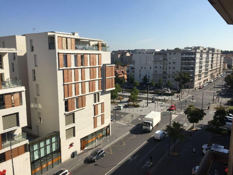 Rental apartment Villeurbanne 756€ CC - Picture 1
