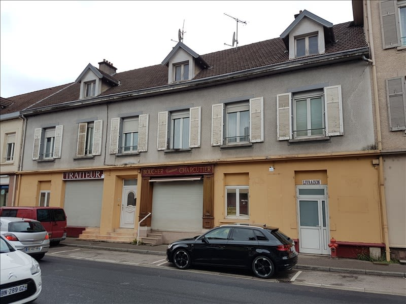 Vente immeuble Raon l etape 128 900€ - Photo 1