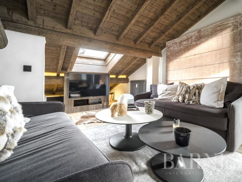 MEGEVE SKI IN/OUT - APPARTEMENT 3 CHAMBRES - PARKING