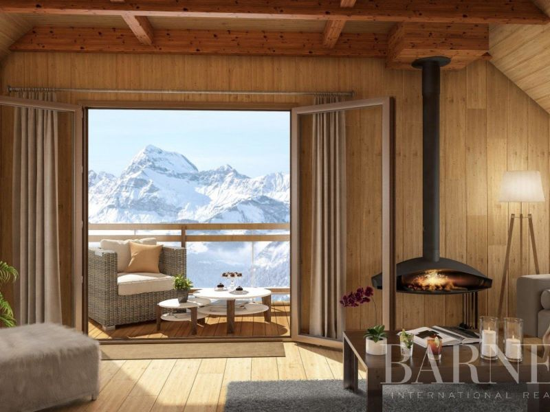 Vente appartement Megève 599 000€ - Photo 2