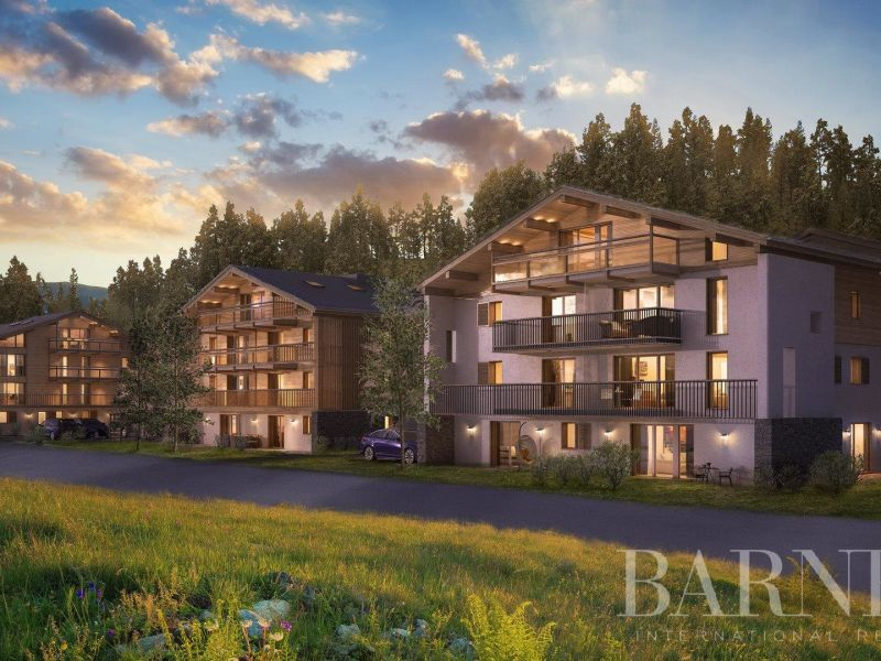 Vente appartement Megève 599 000€ - Photo 1
