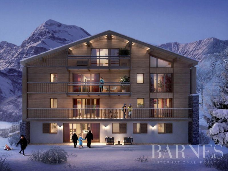 Vente appartement Megève 599 000€ - Photo 3