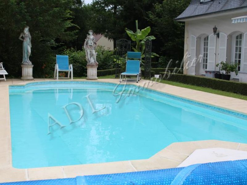 Sale house / villa Lamorlaye 988 000€ - Picture 2