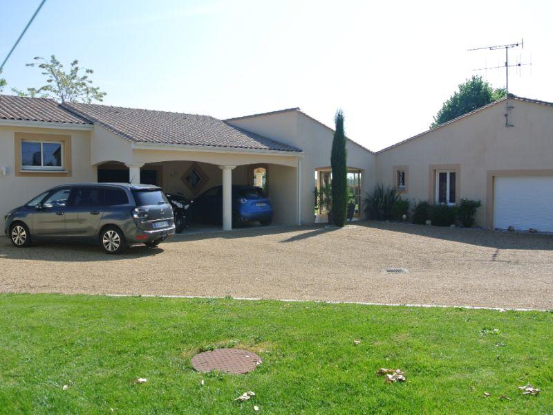 Vente maison / villa Jonzac 488000€ - Photo 7