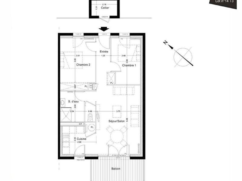 Vente appartement Vaux sur mer 250000€ - Photo 2