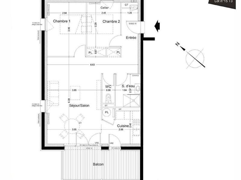 Sale apartment Vaux sur mer 265000€ - Picture 2