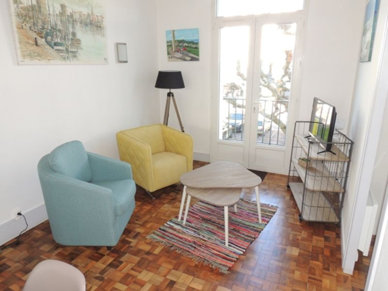Vacation rental apartment Royan 390€ - Picture 1