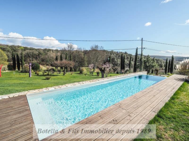 Vente maison / villa Barjac 690000€ - Photo 3