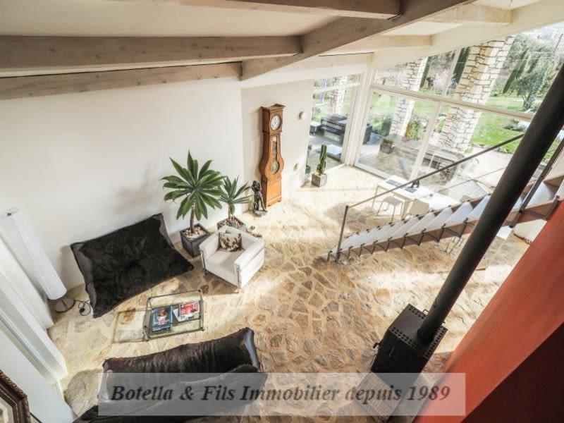 Vente maison / villa Barjac 690000€ - Photo 7