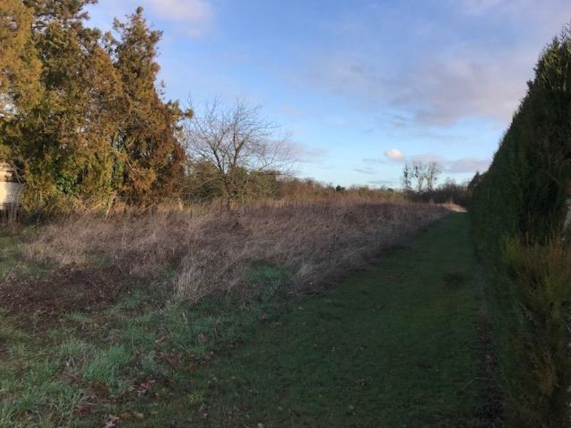 Vente terrain Aubigny sur nere 48000€ - Photo 1