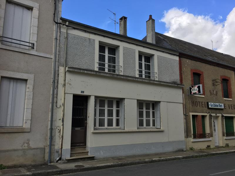 Vente maison / villa La chapelle d angillon 75000€ - Photo 16
