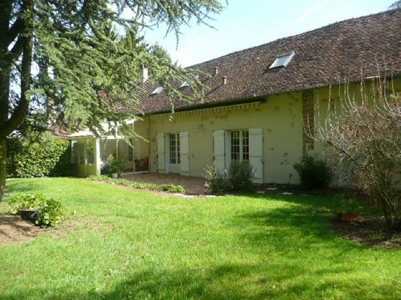 Vente maison / villa Aubigny sur nere 305000€ - Photo 4