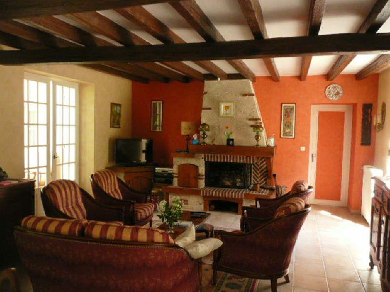 Vente maison / villa Aubigny sur nere 305000€ - Photo 7