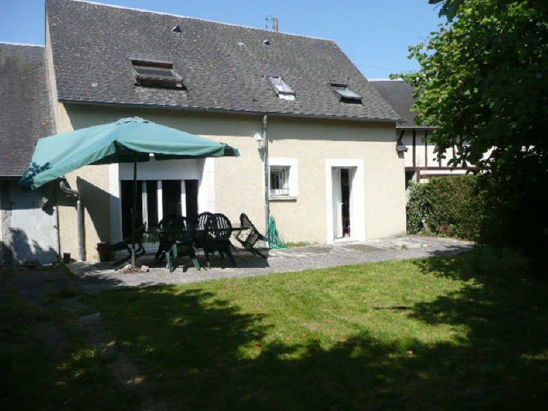 Vente maison / villa Oizon 140000€ - Photo 1