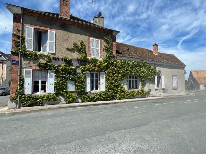 Vente maison / villa Argent sur sauldre 119000€ - Photo 1