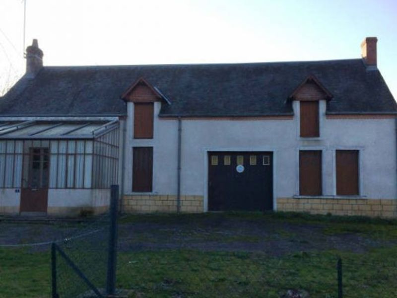 Vente maison / villa La chapelle d angillon 77 000€ - Photo 1