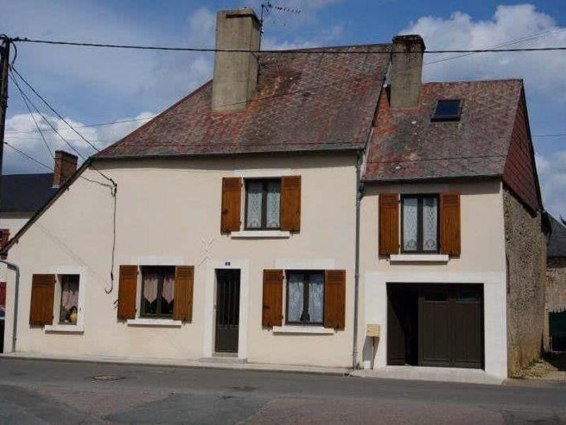 Vente maison / villa Henrichemont 59500€ - Photo 1