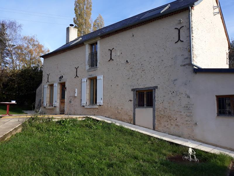 Vente maison / villa Quantilly 235400€ - Photo 1