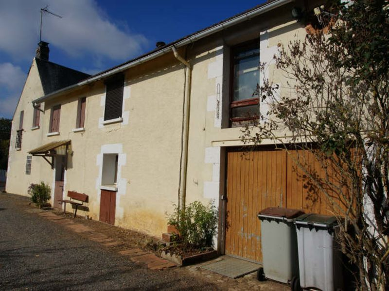 Vente maison / villa Neuvy deux clochers 60 000€ - Photo 1