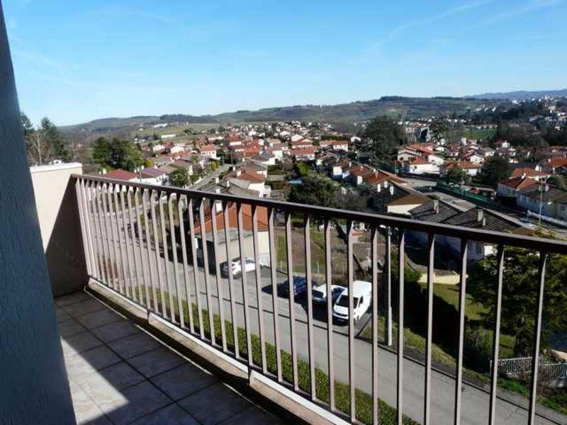 Vente appartement Roche-la-moliere 119000€ - Photo 1