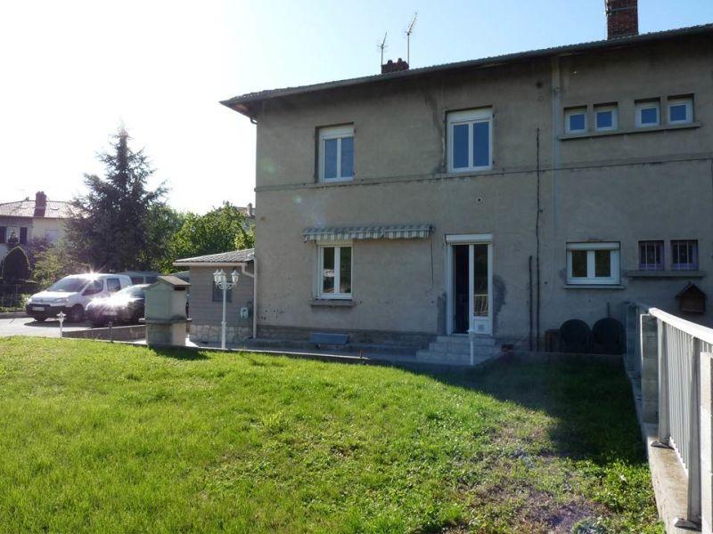 Vente maison / villa Roche-la-moliere 135000€ - Photo 1
