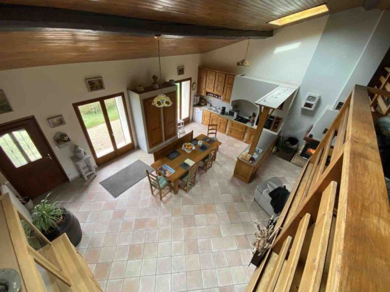 Vente maison / villa Saint-victor-sur-loire 319000€ - Photo 2