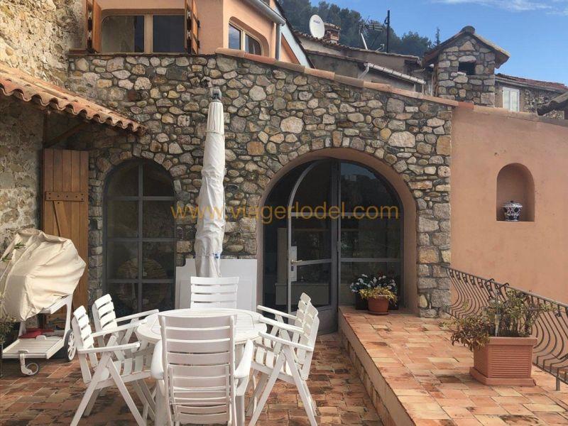 Life annuity house / villa Roquebrune-cap-martin 2700000€ - Picture 5