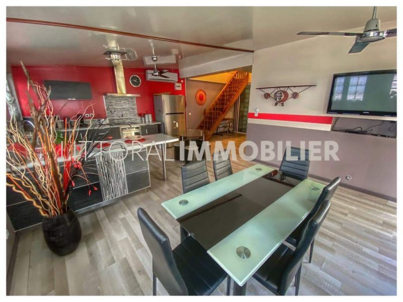 Venta  casa Saint joseph 367500€ - Fotografía 5