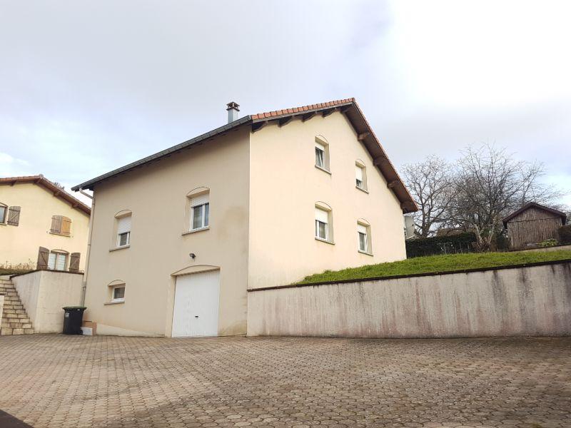 Maison Saint Die 8 pièce(s) 168 m2 4 chambres.