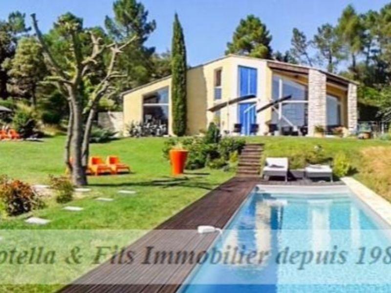 Vente maison / villa Barjac 690000€ - Photo 1