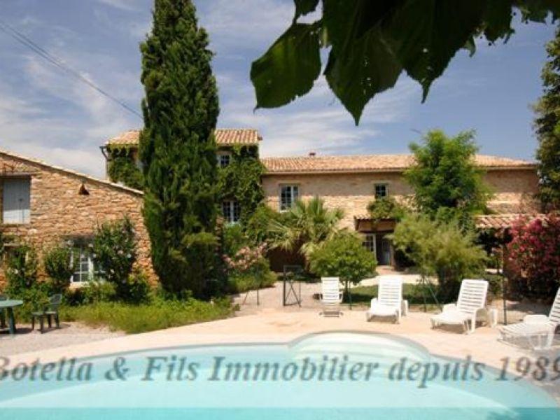 Vente maison / villa Venejan 480000€ - Photo 1