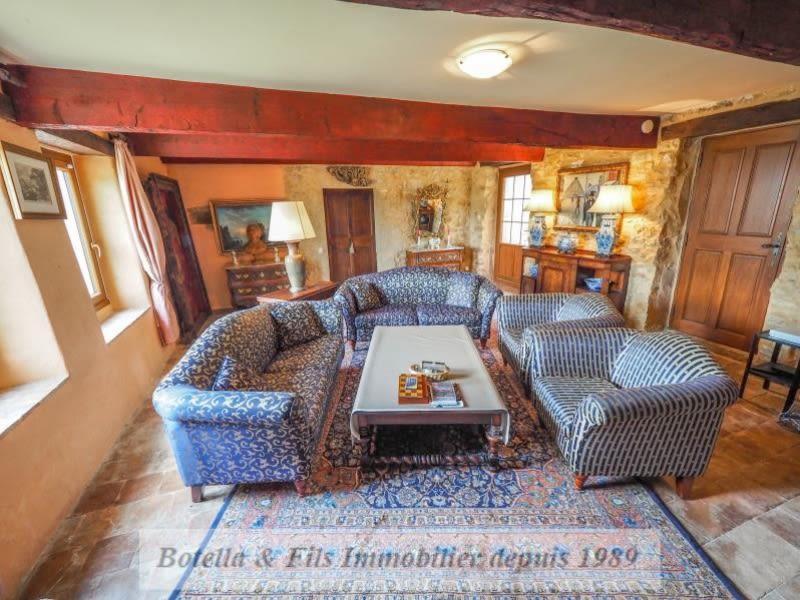 Vente maison / villa Venejan 480000€ - Photo 6