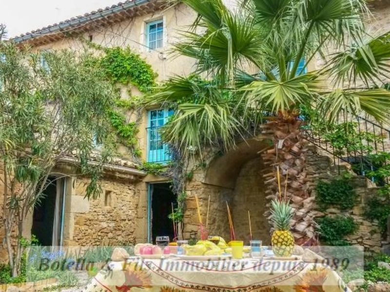 Vente maison / villa Venejan 480000€ - Photo 10
