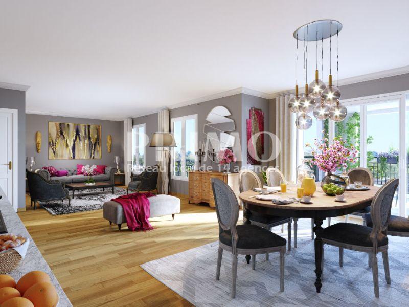 Vente appartement Antony 495000€ - Photo 3