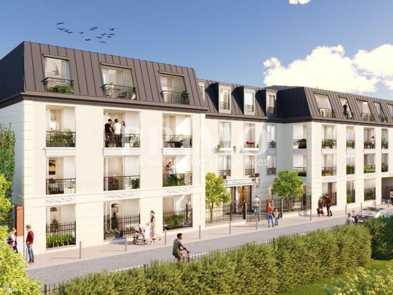 Vente appartement Antony 520000€ - Photo 1