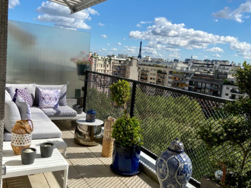 Sale apartment Paris 1 300 000€ - Picture 1