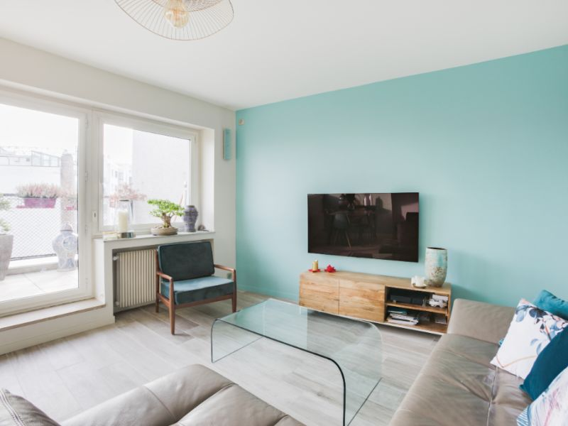 Sale apartment Paris 16ème 1300000€ - Picture 6
