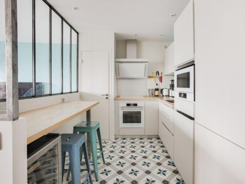 Sale apartment Paris 16ème 1300000€ - Picture 8